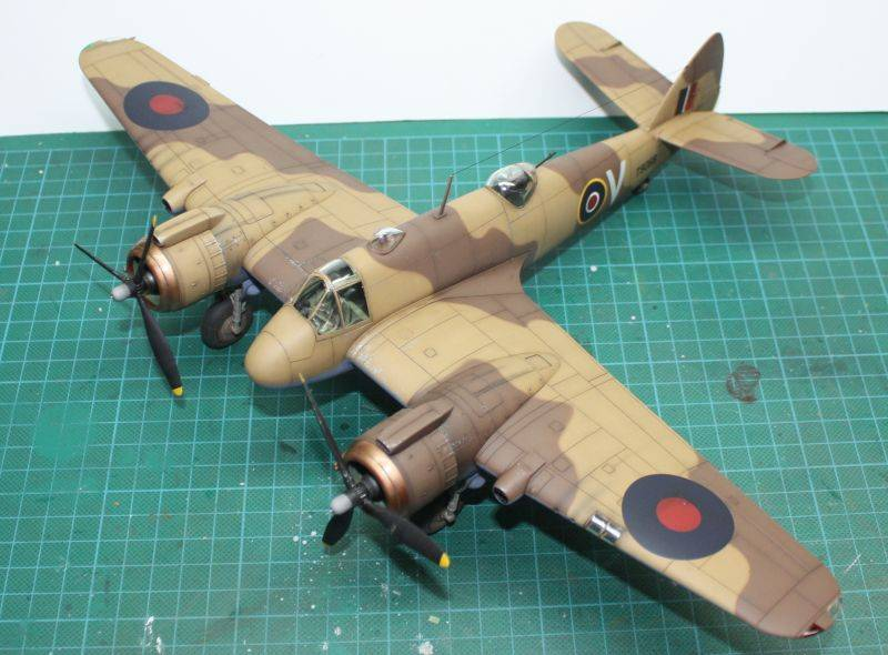 Bristol Beaufighter MK VI Tamiya 1/48 Beaufighter110