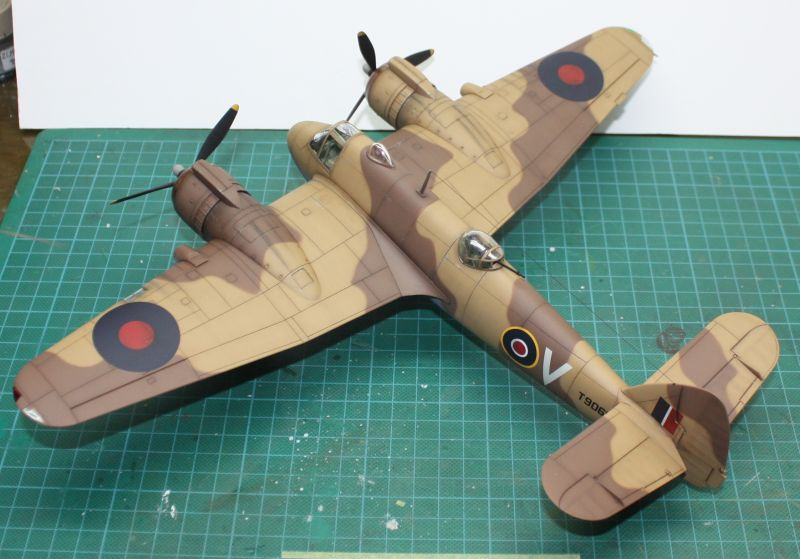 Bristol Beaufighter MK VI Tamiya 1/48 Beaufighter111