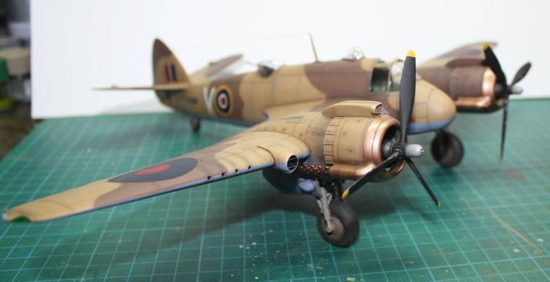 Bristol Beaufighter MK VI Tamiya 1/48 Beaufighter113