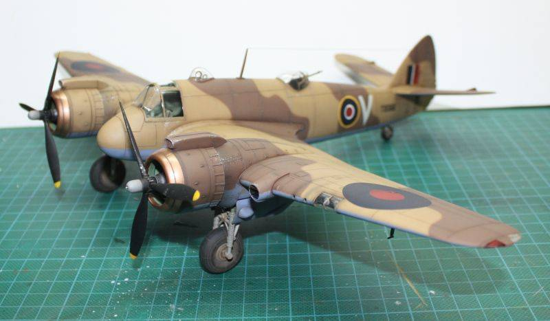 Bristol Beaufighter MK VI Tamiya 1/48 Beaufighter114
