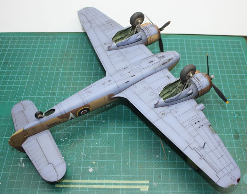Bristol Beaufighter MK VI Tamiya 1/48 Beaufighter116