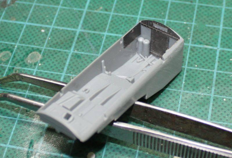 Dornier 335 Tamiya 1/48 Dornier008