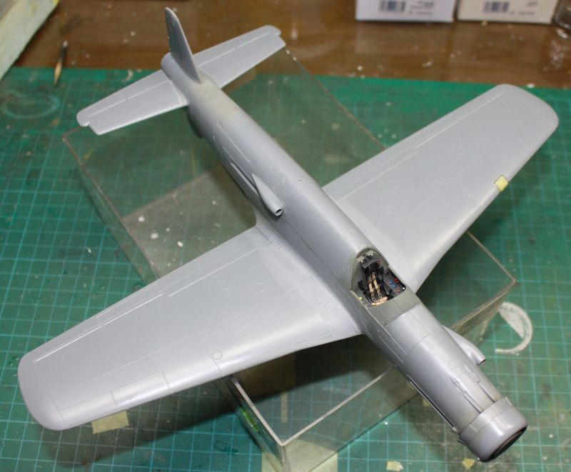 Dornier 335 Tamiya 1/48 Dornier059