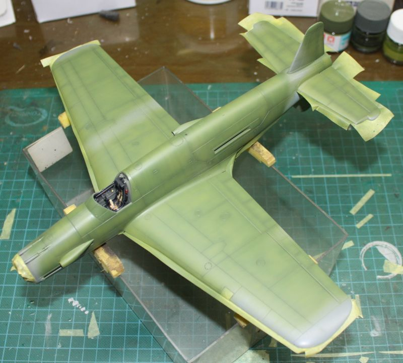 Dornier 335 Tamiya 1/48 Dornier077