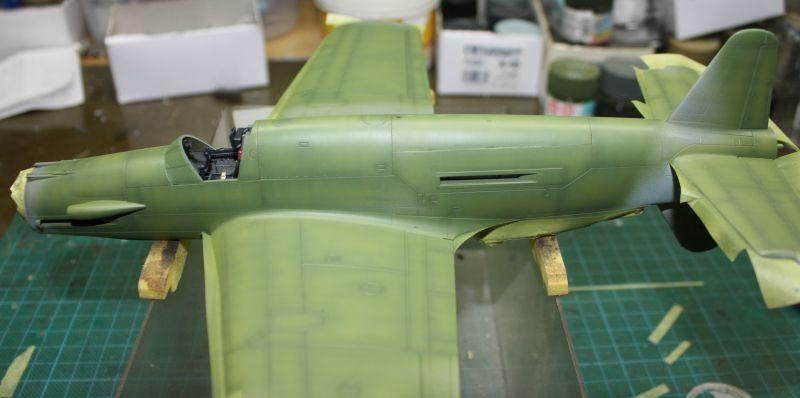 Dornier 335 Tamiya 1/48 Dornier078
