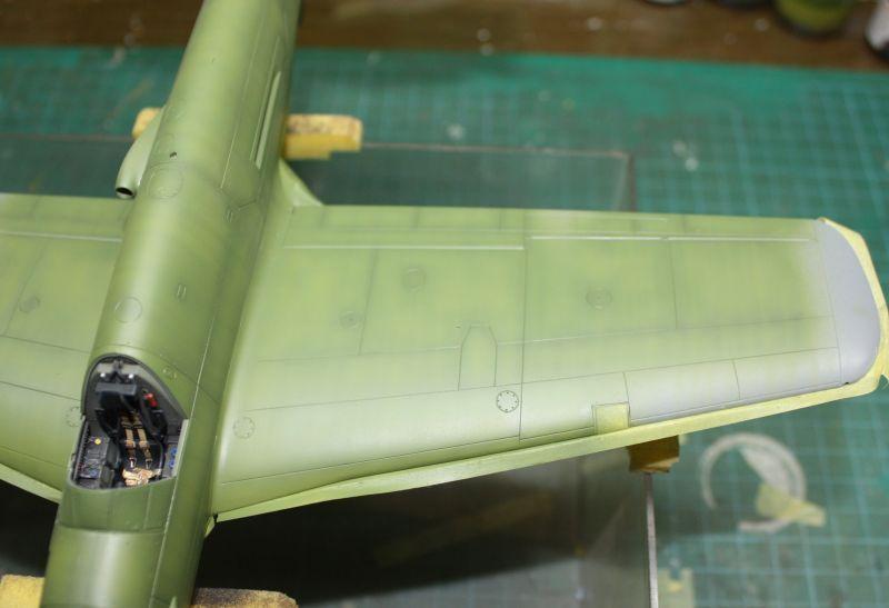 Dornier 335 Tamiya 1/48 Dornier080