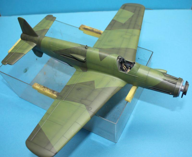 Dornier 335 Tamiya 1/48 Dornier082