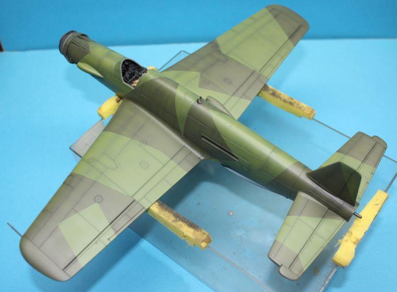 Dornier 335 Tamiya 1/48 Dornier084