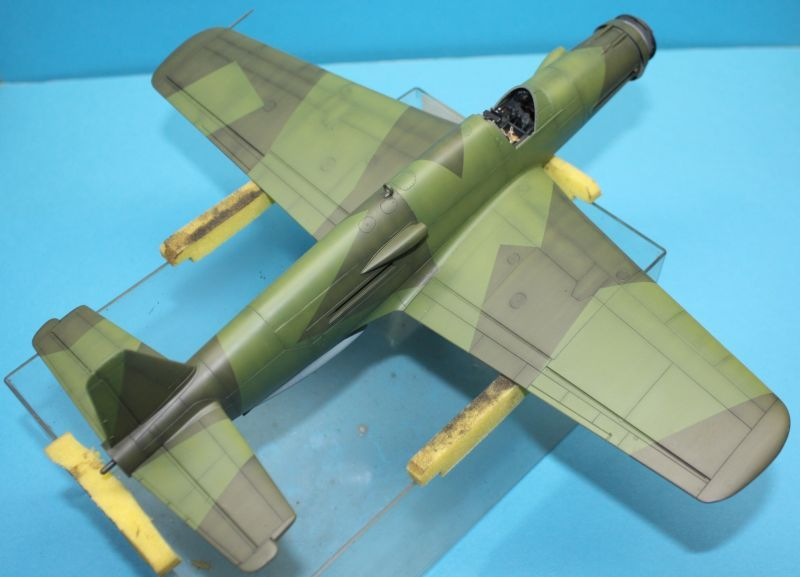 Dornier 335 Tamiya 1/48 Dornier085