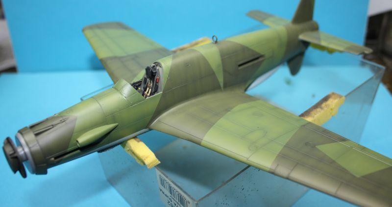 Dornier 335 Tamiya 1/48 Dornier087