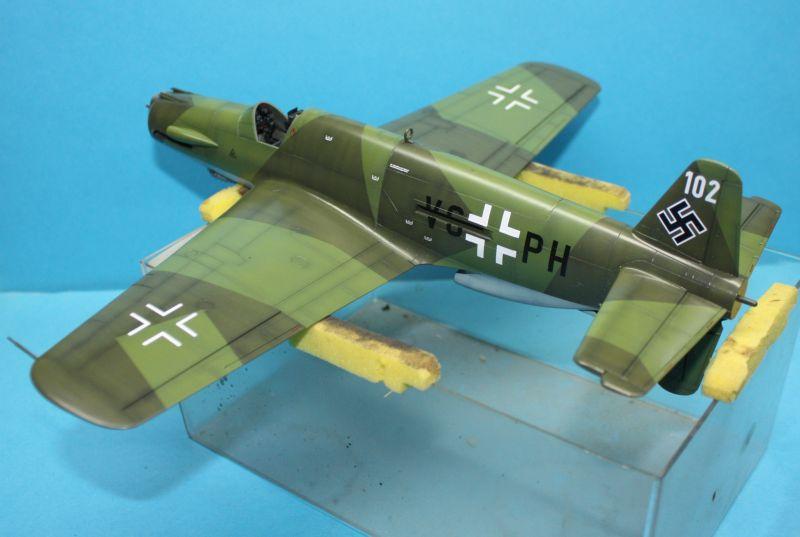 Dornier 335 Tamiya 1/48 Dornier098