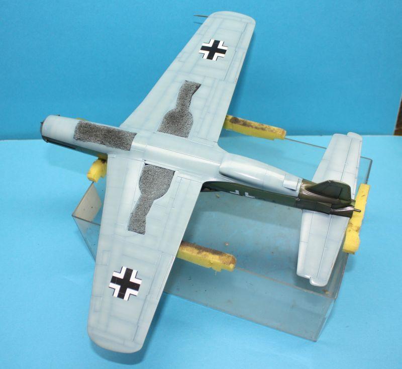 Dornier 335 Tamiya 1/48 Dornier102