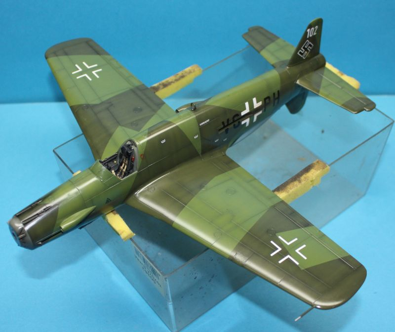 Dornier 335 Tamiya 1/48 Dornier105