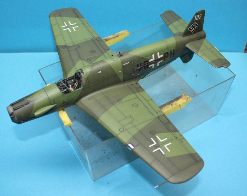 Dornier 335 Tamiya 1/48 Dornier112