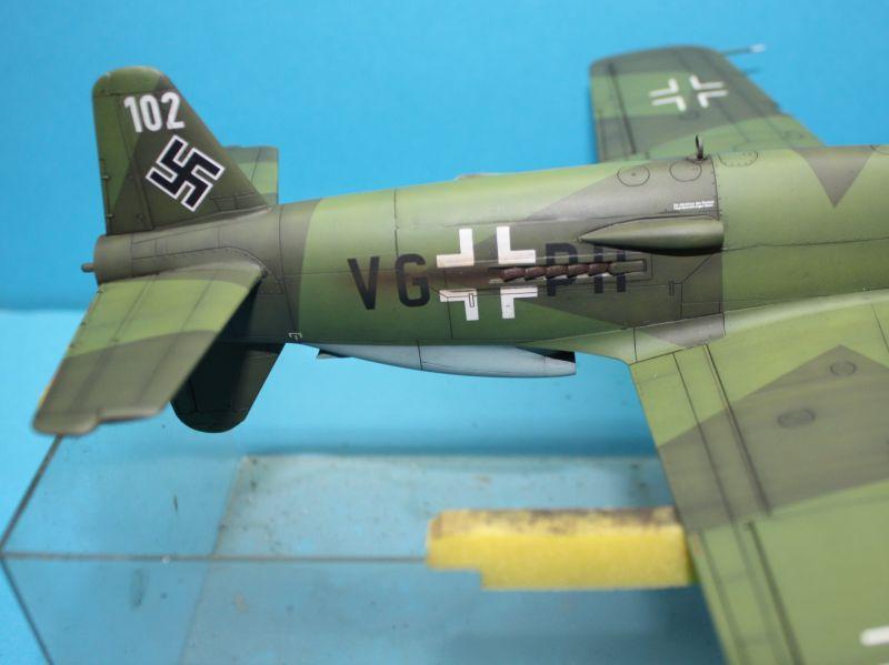 Dornier 335 Tamiya 1/48 Dornier115