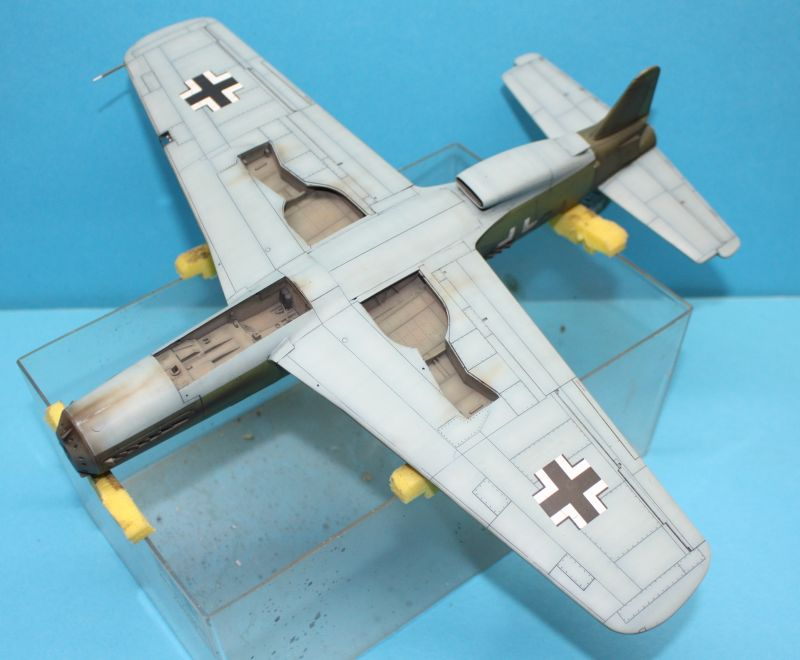 Dornier 335 Tamiya 1/48 Dornier117