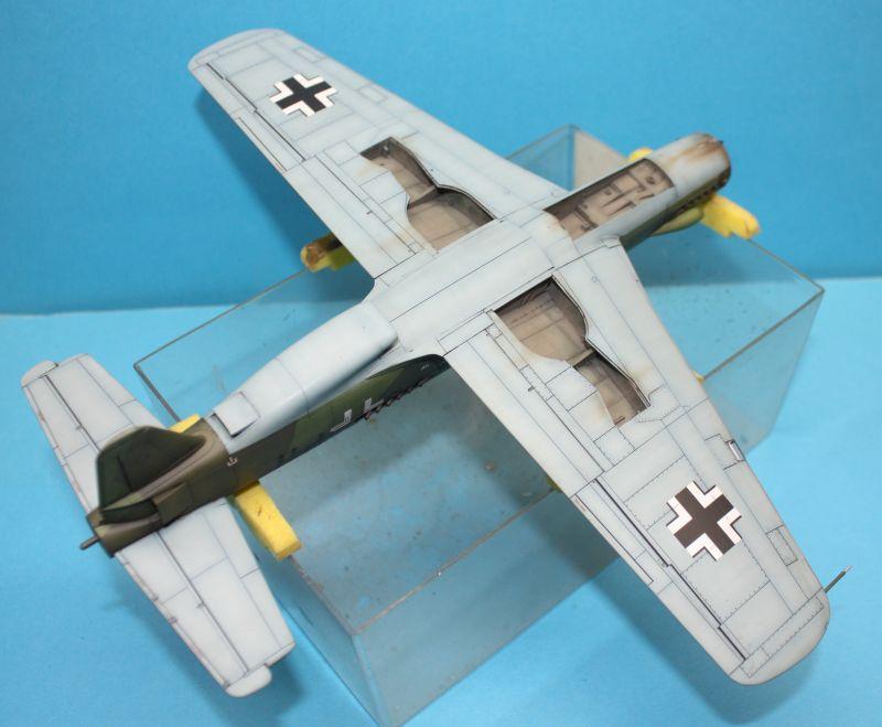 Dornier 335 Tamiya 1/48 Dornier118
