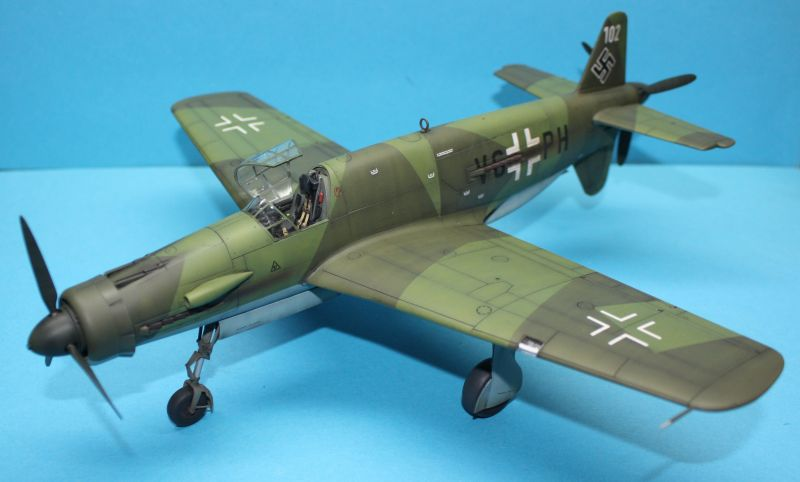 Dornier 335 Tamiya 1/48 Dornier119