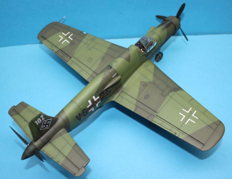Dornier 335 Tamiya 1/48 Dornier121