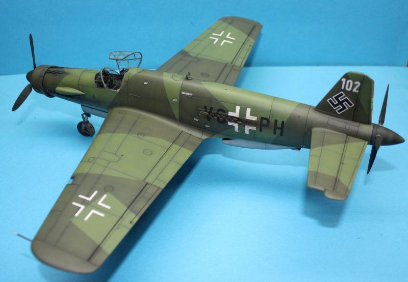 Dornier 335 Tamiya 1/48 Dornier122