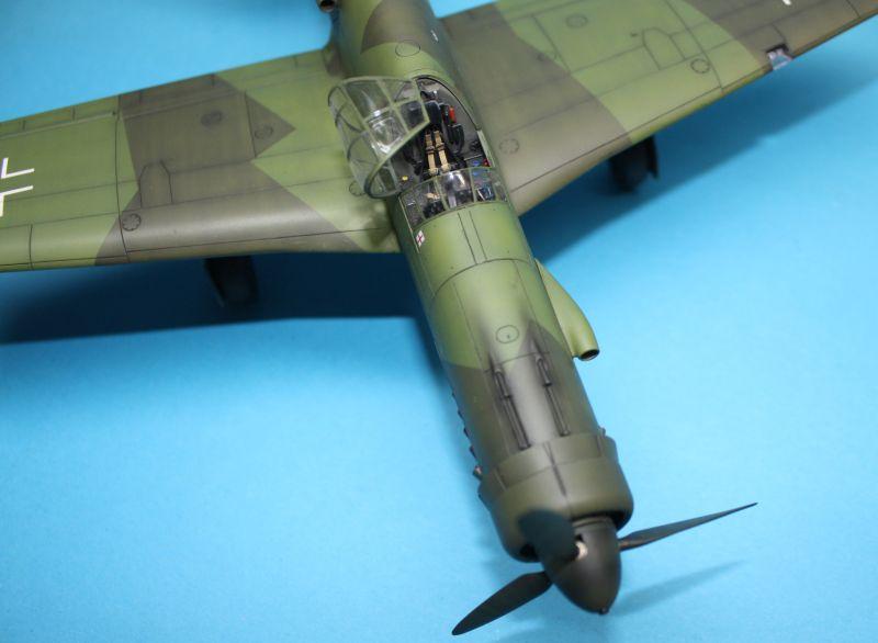 Dornier 335 Tamiya 1/48 Dornier124