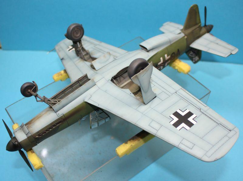 Dornier 335 Tamiya 1/48 Dornier126