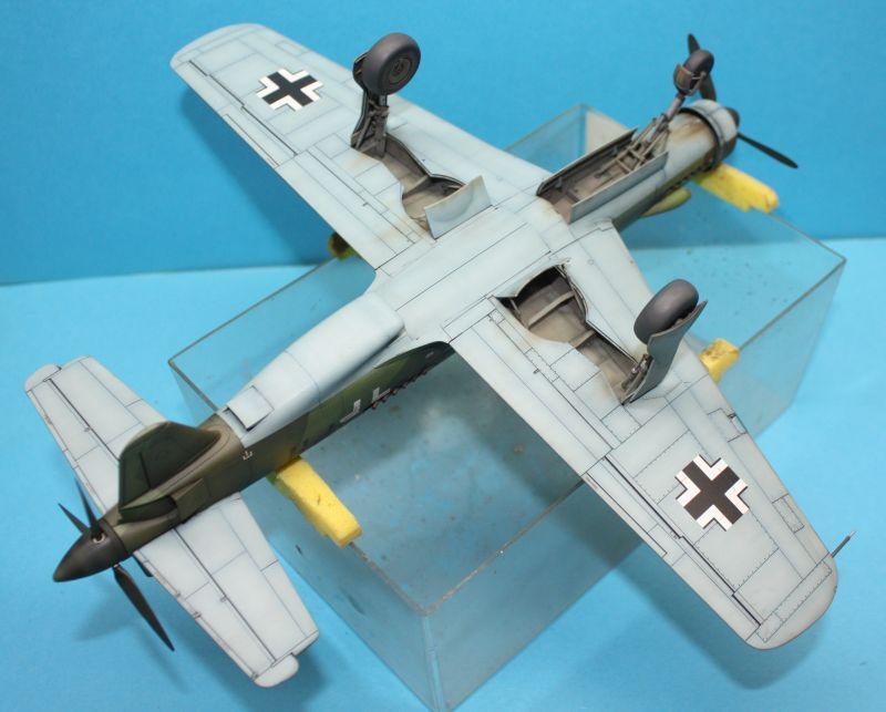 Dornier 335 Tamiya 1/48 Dornier127