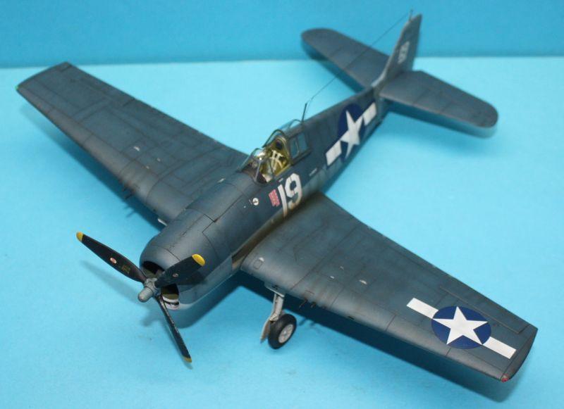 F6F-3 Eduard 1/48 F6F-3122