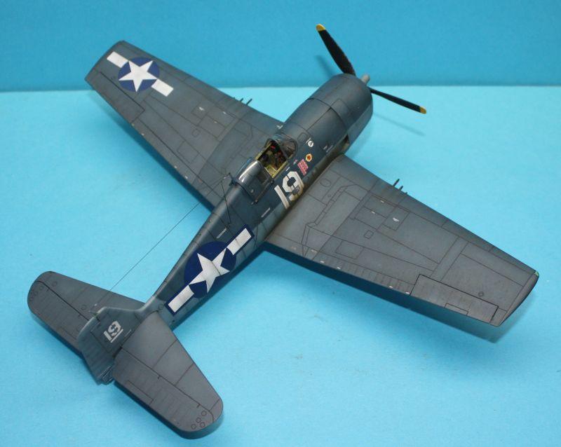 F6F-3 Eduard 1/48 F6F-3124