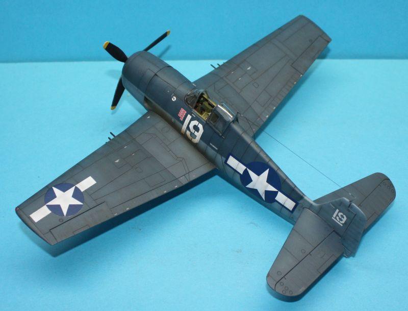 F6F-3 Eduard 1/48 F6F-3125