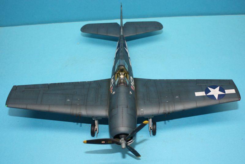 F6F-3 Eduard 1/48 F6F-3126