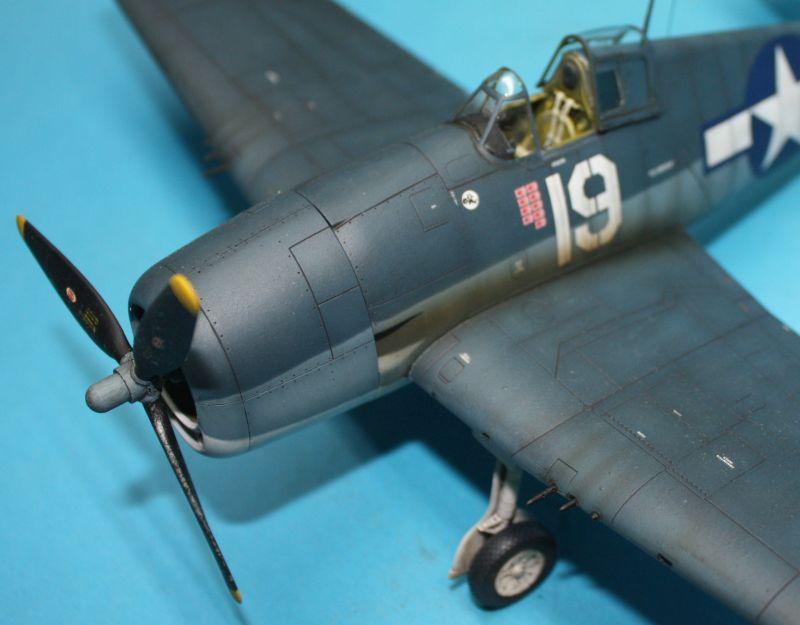 F6F-3 Eduard 1/48 F6F-3127