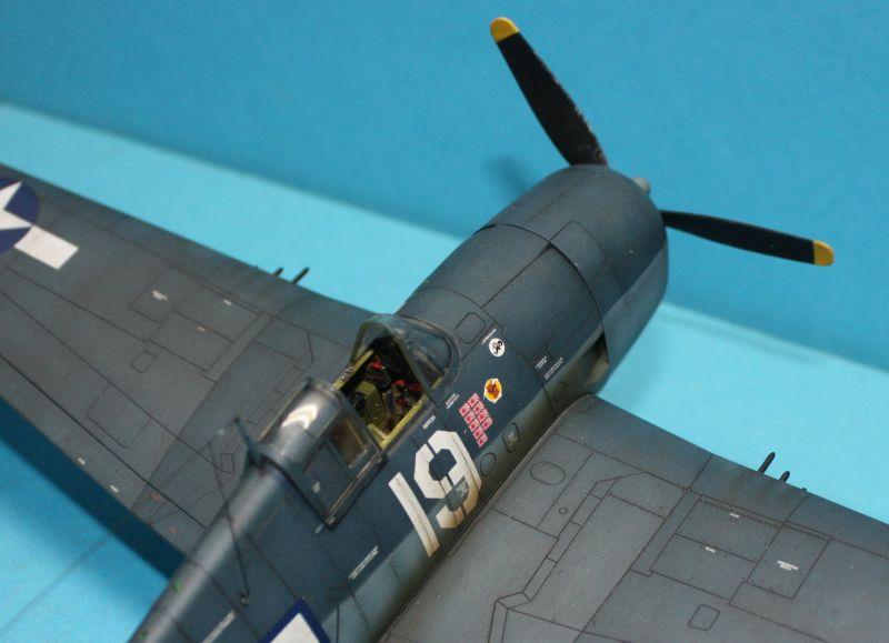 F6F-3 Eduard 1/48 F6F-3128