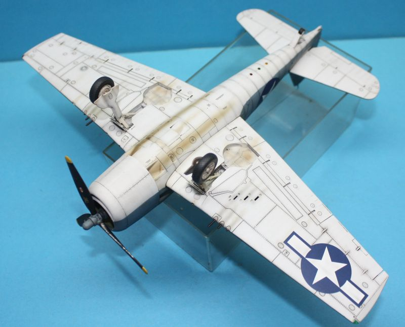 F6F-3 Eduard 1/48 F6F-3130