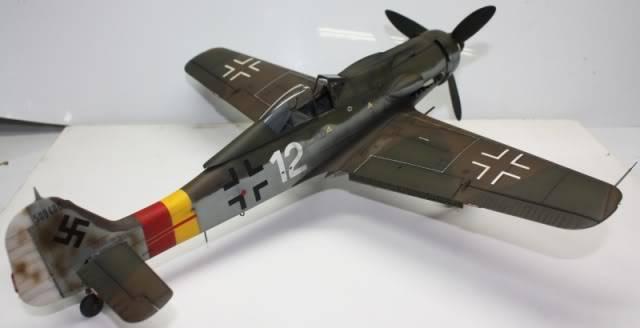 Fw 190 D9 1/32 Fw190D100