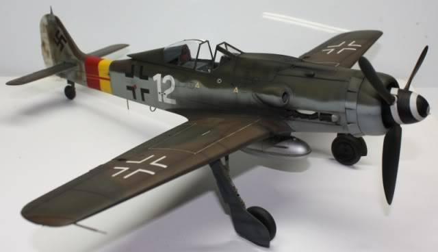 Fw 190 D9 1/32 Fw190D101
