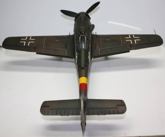 Fw 190 D9 1/32 Fw190D104