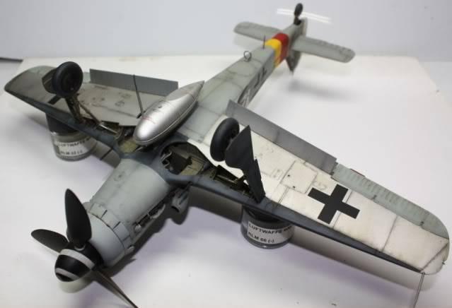 Fw 190 D9 1/32 Fw190D107