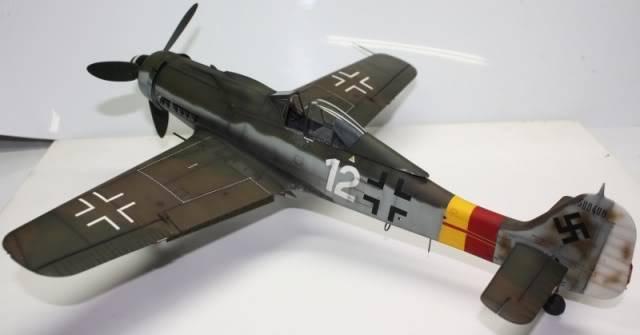 Fw 190 D9 1/32 Fw190D99