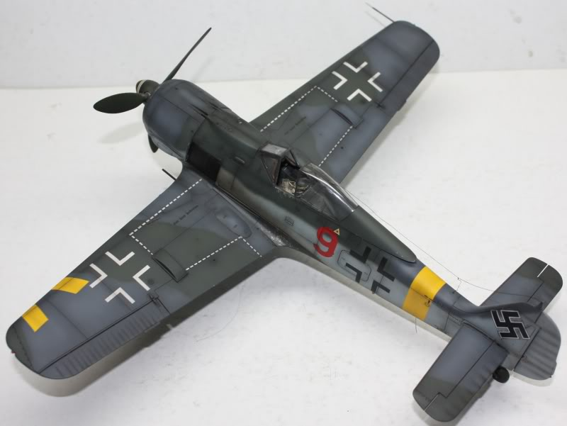 Fw 190 F8 Hasegawa 1/32 Fw190F8141
