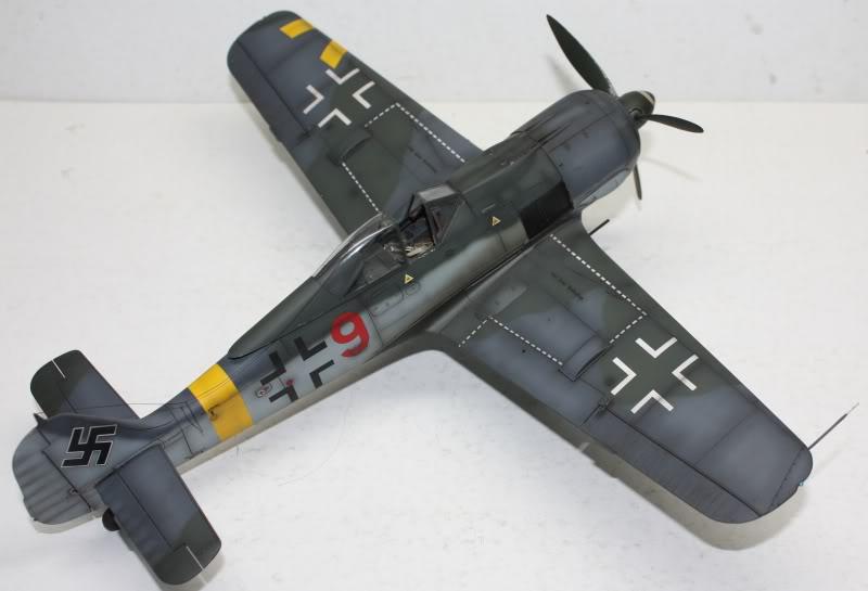 Fw 190 F8 Hasegawa 1/32 Fw190F8142