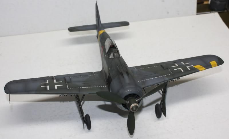 Fw 190 F8 Hasegawa 1/32 Fw190F8144