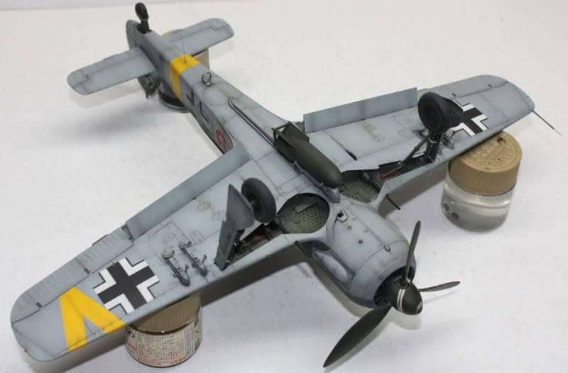 Fw 190 F8 Hasegawa 1/32 Fw190F8146