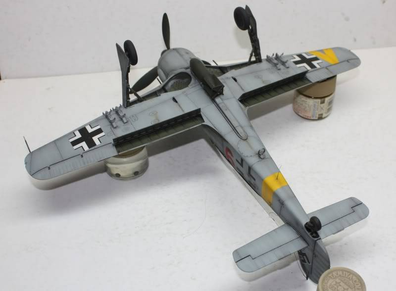 Fw 190 F8 Hasegawa 1/32 Fw190F8147