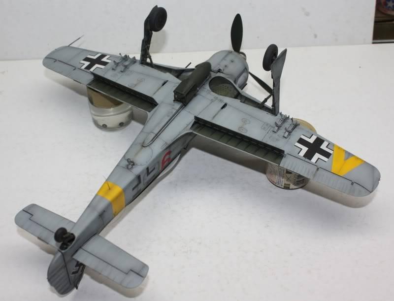 Fw 190 F8 Hasegawa 1/32 Fw190F8148