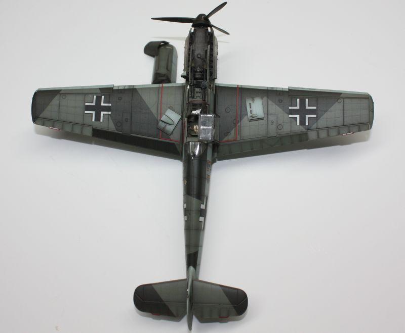 Me 109 E1 Eduard 1/48 Me109E1142