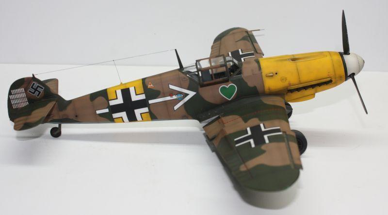 Me 109 F2 Hannes Trautloft - Hasegawa 1/32 Me109F2147