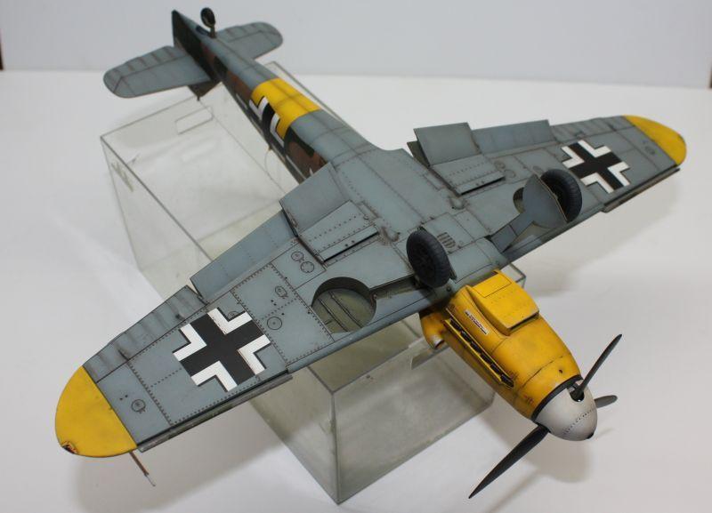 Me 109 F2 Hannes Trautloft - Hasegawa 1/32 Me109F2151