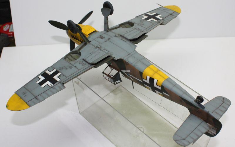 Me 109 F2 Hannes Trautloft - Hasegawa 1/32 Me109F2152
