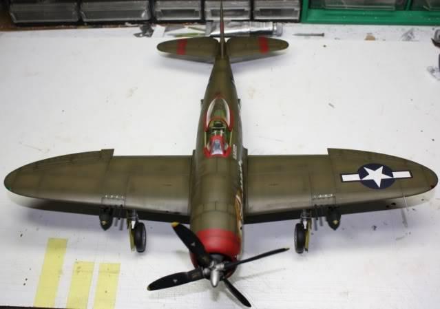 P 47 D Hasegawa 1/32 P47D153